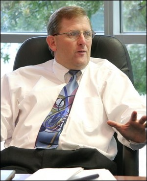 Jeff Clark co-founded The Aurora ...
